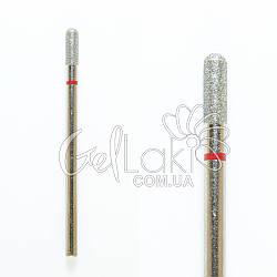 Алмазная фреза цилиндрическая с полусферным концом 104.137.856.023.8,0