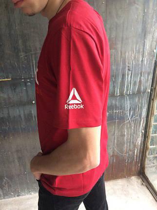 Мужская футболка Reebok CrossFit.Бардо, фото 2