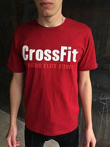 Мужская футболка Reebok CrossFit.Бардо