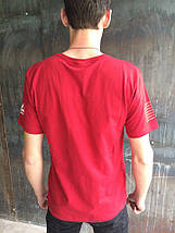 Мужская футболка Reebok CrossFit.Бардо, фото 3