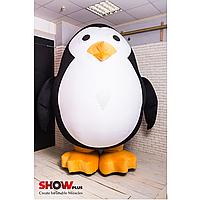 Надувной Костюм ( Пневмокостюм, Пневморобот ) Пингвиненок , фото 1