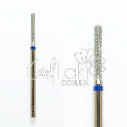 Алмазная фреза цилиндрическая с полусферным концом 104.137.866.018.12,0