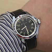 Командирские заказ МО СССР механические часы , фото 1