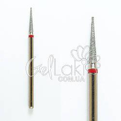 Алмазная фреза конусная с острым концом 104.164.856.018.10,0