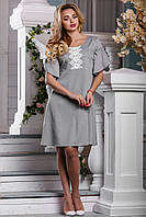 Летнее платья с коттона Eks0113