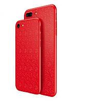 Чехол для Apple iPhone 7 / 8 пластиковая накладка Baseus Plaid Ultrathin