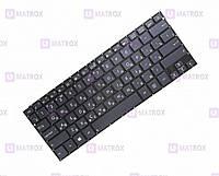 Оригинальная клавиатура для ноутбука Asus Zenbook UX301 series, dark blue, ru (под подсветку)