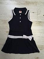 Платье для девочек оптом, Glo-story, 98-128 рр., арт. GYQ-5900, фото 4