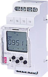 Реле времени цифровые SHT-1 UNI  AC/DC12-240V