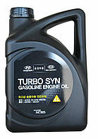 Моторное масло Оригинал MOBIS Hyundai/KIA Turbo SYN SM 5W-30 4л