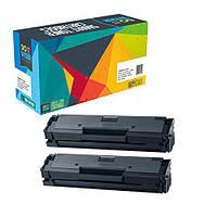 2 тонер-картриджи, совместимые с Samsung MLT-D111S Xpress SL-M2070 ...