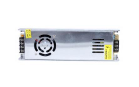 Блок питания Slim 220V - 12V, IP20, 29.17A, 350W с куллером