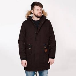 Зимові парки і куртки