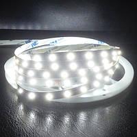 LED Світлодіодна стрічка SMD2835-60 12V IP20 Преміум Біла