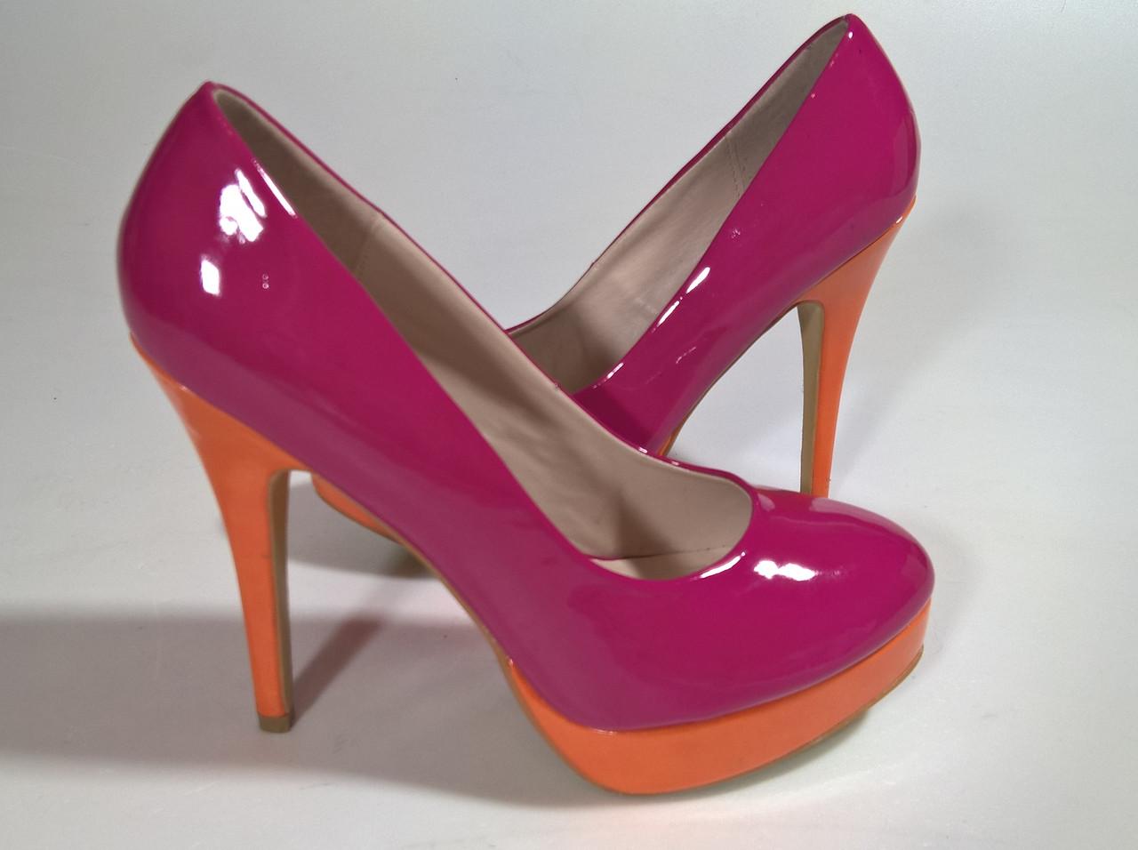 Туфли женские 40 размер бренд PERIS TEXAS
