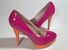 Туфли женские 40 размер бренд PERIS TEXAS, фото 2