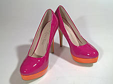 Туфли женские 40 размер бренд PERIS TEXAS, фото 3