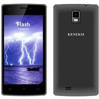 Мобильный телефон Keneksi Flash Black