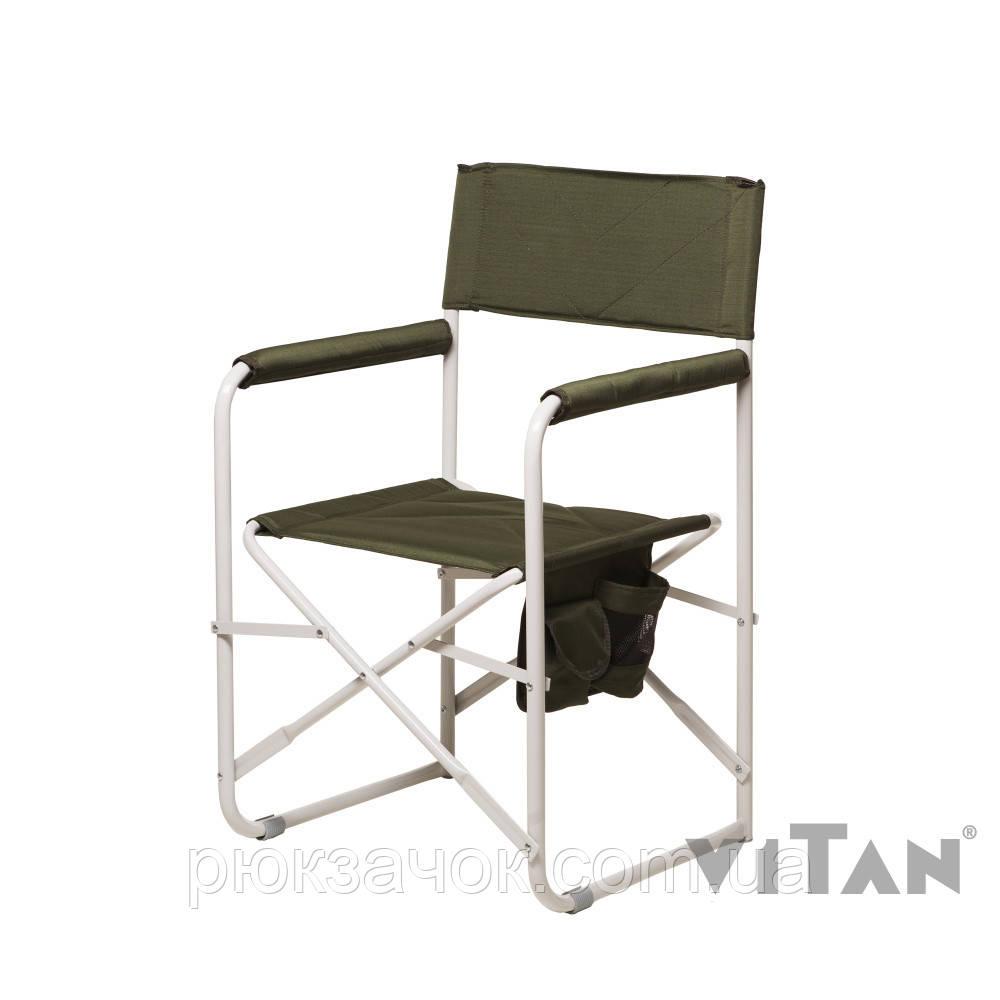 """Кресло складное, стул туристический """"Режиссер"""" без полки"""