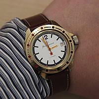 Командирские СССР наручные механические часы , фото 1