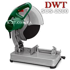 "Монтажная пила - металлорез ""DWT"" SDS-2200"