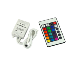"""IR RGB (24 кнопки) 6A  (коннектор в комплекте)"""