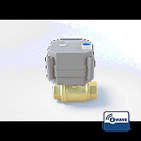 Шаровой кран Z-Wave с электроприводом Сonnect Home - СН-601