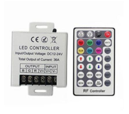 RF RGB (24 кнопки) 36A