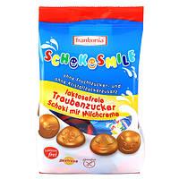Шоколадные молочные конфеты Frankonia Schocosmile, 120 г