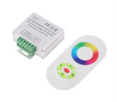 RF RGB Touch White 18A  (с креплением на стену)