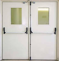 Противопожарные двери с системой Антипаника