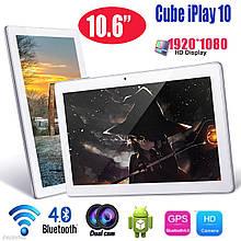 "Планшет Alldocube iPlay 10 (CUBE iPlay) 10,6"" 2Gb/32Gb/6000mAh + чехол в подарок."