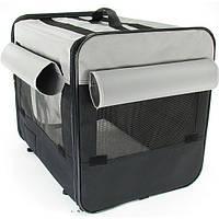 Сумка-переноска палатка для собак Karlie-Flamingo Smart Top Plus 79х56х61 см