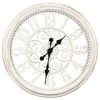 Классические часы 51 см диаметр.пластик