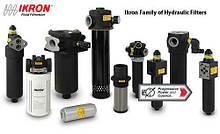 Фильтры и фильтроэлементы Ikron