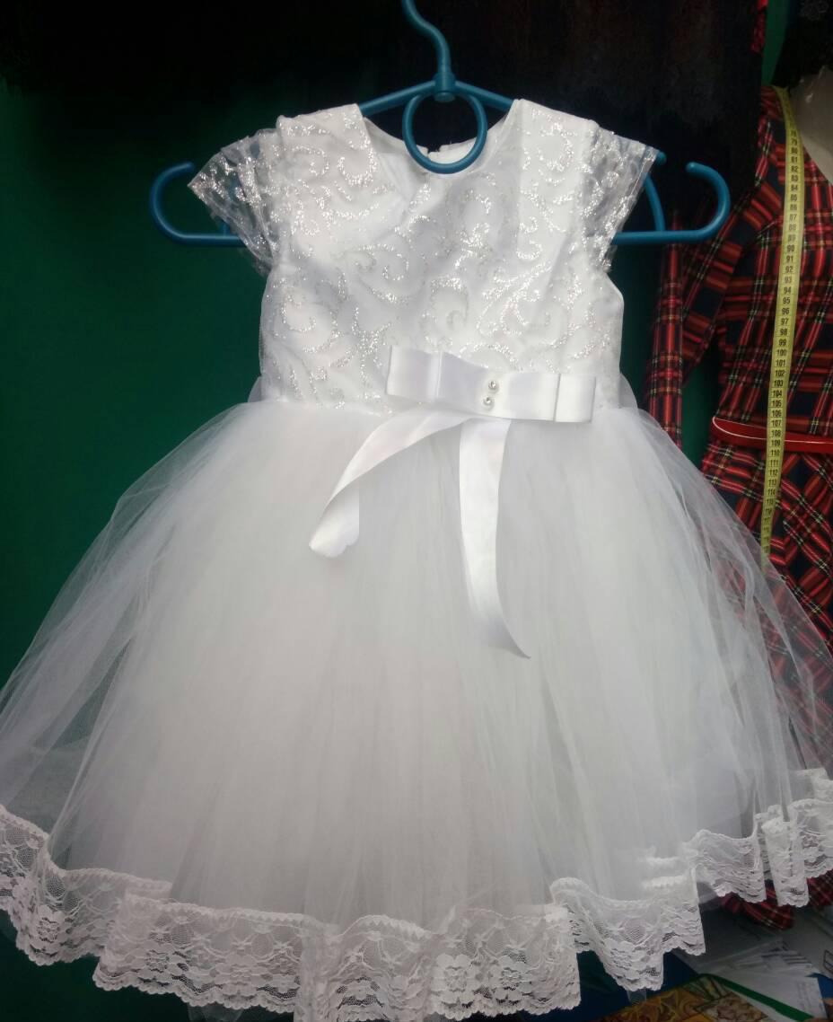 Нарядное платье для девочки 2018-21 - Интернет магазин производитель женской  одежды ТМ Леннели в 40438bf3f24