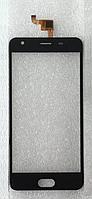 Оригинальный тачскрин / сенсор (сенсорное стекло) для Oukitel K4000 Plus (черный цвет)