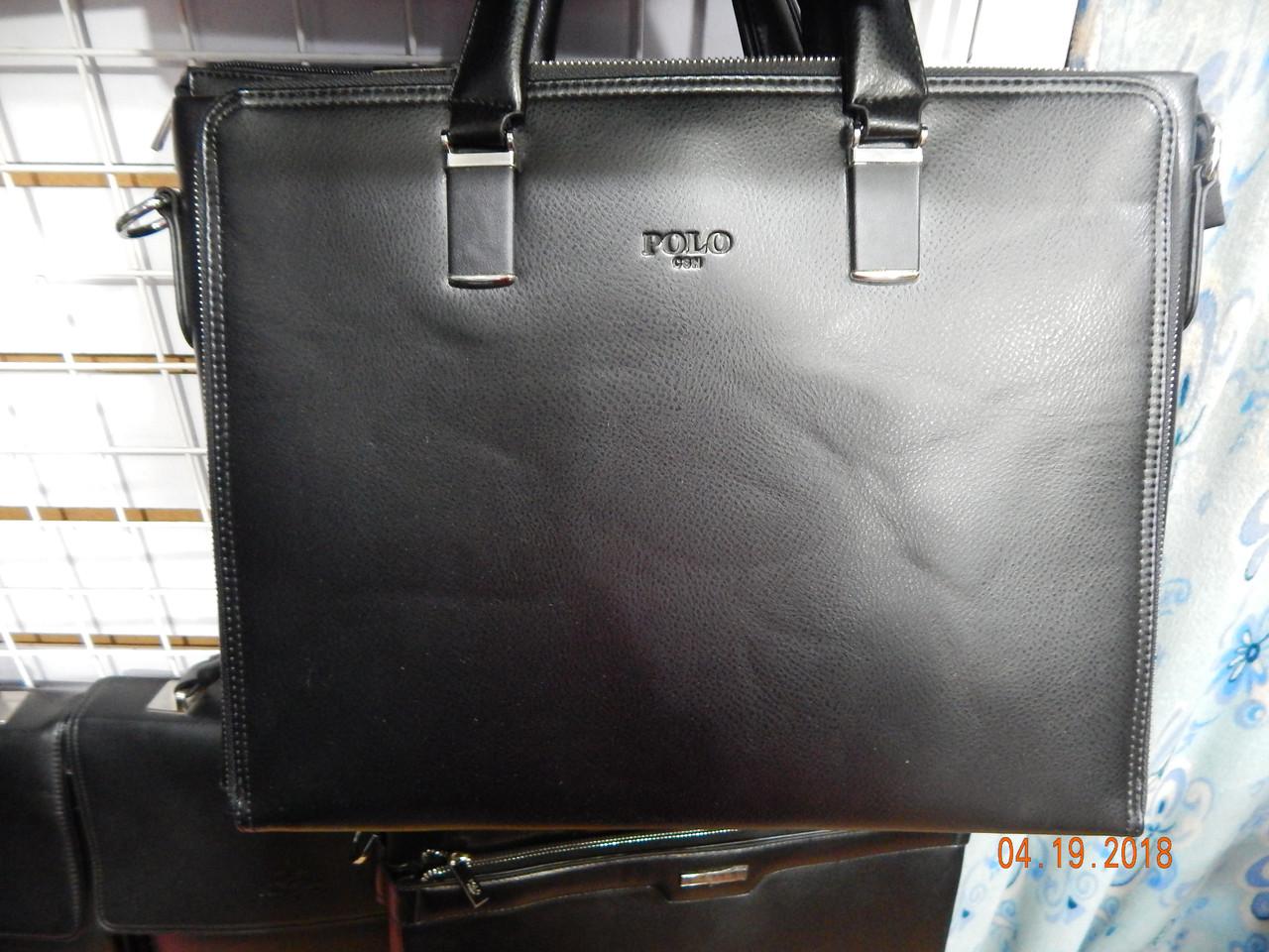 Чоловічий портфель від фірми Polo опт роздріб