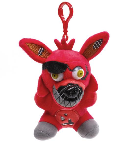 5 ночей с Фредди Плюшевая мягкая игрушка Кошмарный Фокси Аниматроники Фнаф fnaf