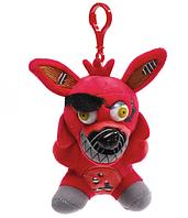 5 ночей с Фредди Плюшевая мягкая игрушка Кошмарный Фокси Аниматроники Фнаф fnaf, фото 1