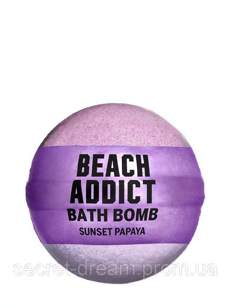 Бомбочка для ванны Beach Addict: Sunset Papaya от Victoria's Secret Pink