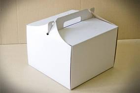 Коробка для торта 255*255*185