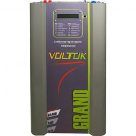 Стабилизатор напряжения Voltok Grand plus SRKL16 - для дома, дачи, квартиры, промышленности