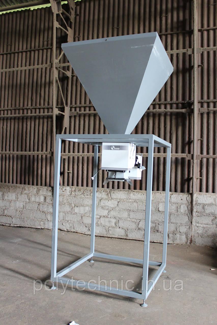 Весовой дозатор для фасовки зерна