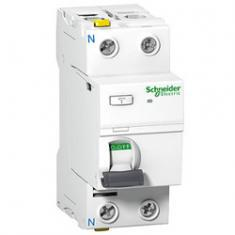УЗО (реле) Acti 9 iID 2P 63A 100мА AC Schneider Electric