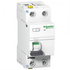 УЗО (реле) Acti 9 iID 2P 80A 100мА AC Schneider Electric