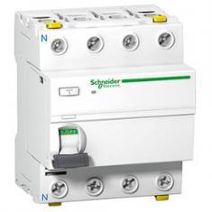 УЗО (реле) Acti 9 iID 4P 63A 30мА AC Schneider Electric