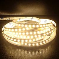 LED стрічка SMD2835-120 12V IP20 Преміум Т-Біла