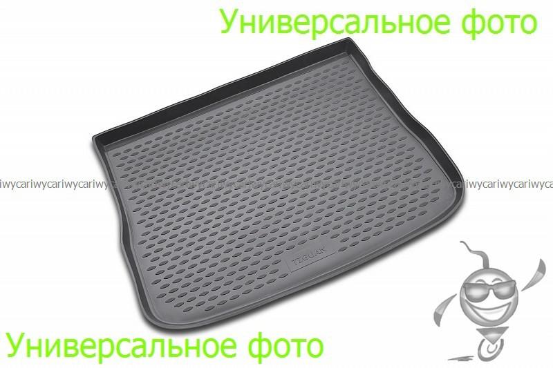 Коврик в багажник PEUGEOT 3008  2010 , нижний (полиуретан)