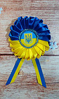 """Розетка/значок/медалька на выпускной """"Патриотический"""", фото 1"""